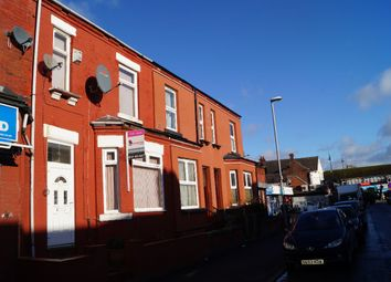 Thumbnail 4 bed terraced house for sale in Stamford Road, Longsight