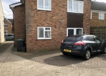 Thumbnail 2 bed maisonette to rent in High Street, Westoning, Bedford