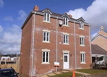 Thumbnail 2 bed flat to rent in Nadder Meadow, South Molton