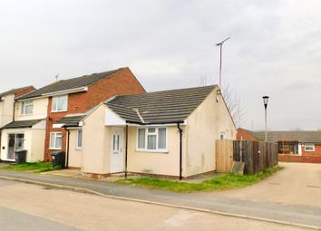 Thumbnail 2 bed bungalow to rent in Lyle Close, Leicester