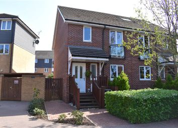 Tillers Close, Staines-Upon-Thames, Surrey TW18. 3 bed semi-detached house