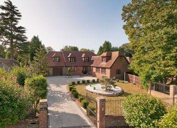 Bexon Lane, Bredgar, Sittingbourne ME9. 5 bed detached house