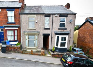 Thumbnail 3 bed terraced house for sale in Meersbrook Avenue, Meersbrook, Sheffield