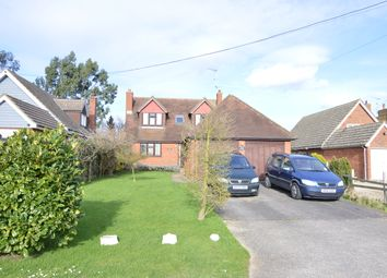 Thumbnail 3 bed detached house for sale in Church Road, Chelmsford