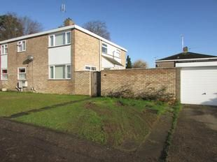 Thumbnail 3 bed semi-detached house for sale in Cherry Tree Drive, Chells Way, Stevenage