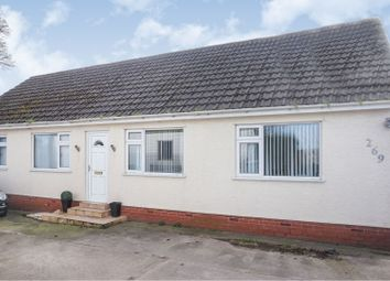 Thumbnail 4 bed detached bungalow for sale in Garstang Road East, Poulton-Le-Fylde