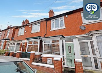 3 bed terraced house for sale in Sovereign Road, Earlsdon, Coventry CV5
