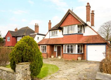 Thumbnail 4 bed detached house for sale in Chiltern Road, Sutton