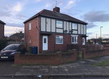 Thumbnail 2 bed semi-detached house to rent in Hadrian Road, Jarrow