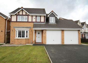 Thumbnail 4 bed detached house to rent in Owsten Court, Horwich