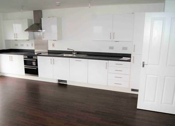 Thumbnail 3 bed flat for sale in Exeter House, Academy Way, Dagenham