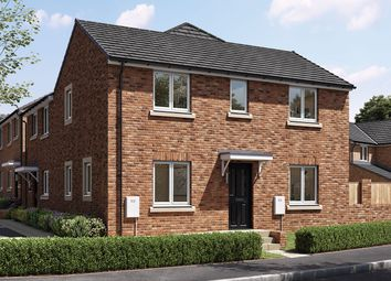 """Thumbnail 3 bed semi-detached house for sale in """"The Mountford"""" at Goldcrest Road, Washington"""