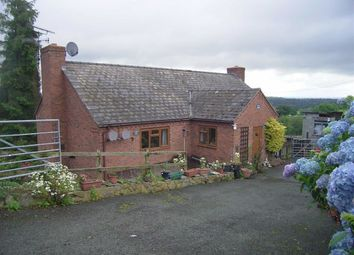 Thumbnail 6 bed detached house for sale in Rosewood And Golygfa Y Gyrn, Geuffordd, Welshpool