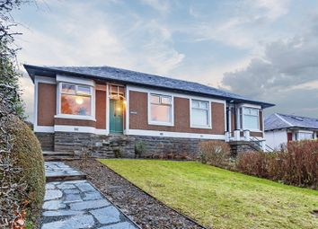 Thumbnail 2 bed semi-detached bungalow for sale in Sandbank Road, Dunoon, Argyll And Bute