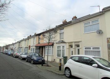 Thumbnail 2 bedroom terraced house for sale in Strode Road, Stamshaw, Portsmouth