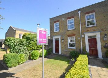 Thumbnail 3 bed end terrace house for sale in Bishopsteignton, Shoeburyness, Essex
