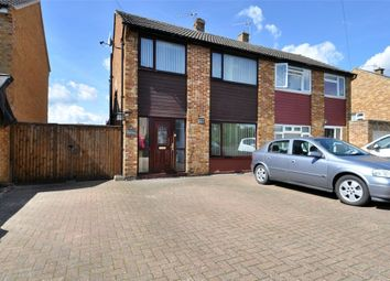Thumbnail 3 bed semi-detached house for sale in Longfields, Bicester, Oxfordshire