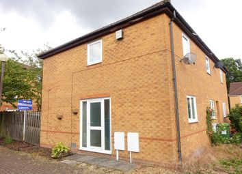 Thumbnail 1 bed terraced house to rent in Calverleigh Crescent, Furzton, Milton Keynes