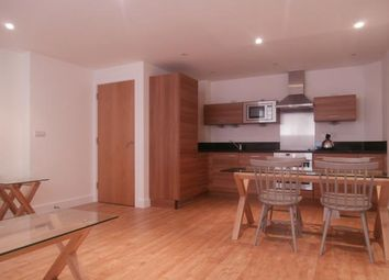 Thumbnail 1 bed flat to rent in Projection West, Central Reading