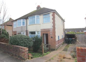 Thumbnail 3 bedroom semi-detached house for sale in Crecy Road, Coventry