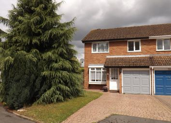 Thumbnail 3 bed semi-detached house for sale in New Meadow Close, Northfield, Birmingham
