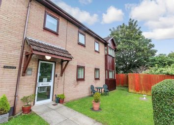 Thumbnail 2 bedroom flat for sale in Uplands Court, Rogerstone, Newport