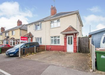 Chestnut Road, Southampton SO16. 2 bed semi-detached house