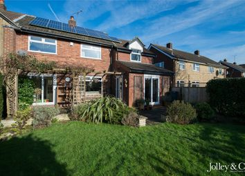 Thumbnail 3 bed semi-detached house for sale in 39 Barnfield Road East, Davenport, Stockport, Cheshire