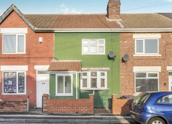 Thumbnail 3 bed terraced house for sale in Victoria Road, Edlington, Doncaster