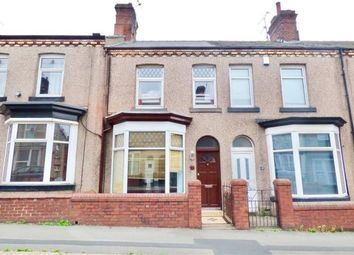 Thumbnail 2 bed terraced house for sale in Warwick Street, Barrow-In-Furness, Cumbria