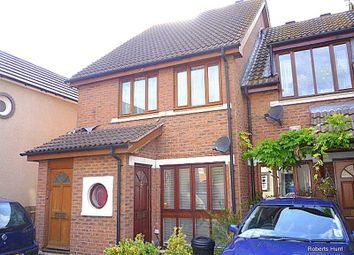 Thumbnail 1 bed maisonette for sale in Padbury Close, Bedfont, Feltham