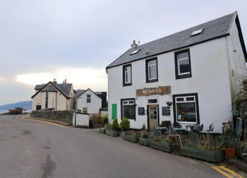 Thumbnail Leisure/hospitality for sale in Tighnabruaich