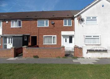 Thumbnail 3 bed terraced house to rent in Windermere Drive, Tower Hill, Kirkby