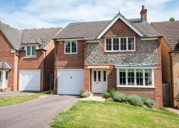 Thumbnail 4 bedroom detached house for sale in Timberley Gardens, Ridgewood, Uckfield