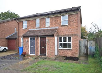 Thumbnail 2 bed property to rent in Wakehurst Close, Eaton, Norwich