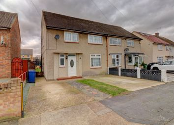 Thumbnail 3 bed semi-detached house for sale in Fulbrook Lane, South Ockendon