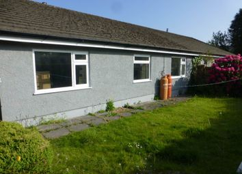 Thumbnail 3 bed semi-detached bungalow to rent in Bronwydd Arms, Carmarthen