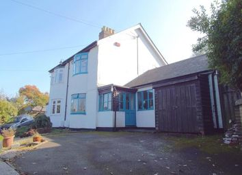 Thumbnail 3 bed semi-detached house for sale in Canterbury Road, Lydden, Dover, Kent