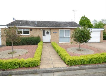 Thumbnail 3 bed detached bungalow for sale in Peacock Way, Bretton, Peterborough, Cambridgeshire