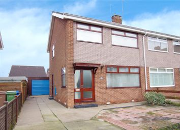 3 bed semi-detached house for sale in Roslyn Crescent, Hedon, Hull HU12
