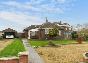 Thumbnail 3 bed detached bungalow for sale in Cul De Sac, Stickford, Boston, Lincolnshire