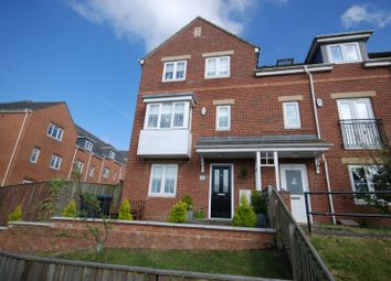 Thumbnail 4 bed town house for sale in Lily Gardens, Dipton, Stanley