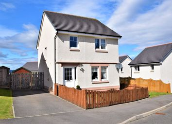 Thumbnail 3 bed detached house for sale in Wades Circle, Inverness