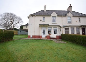 Thumbnail 2 bed semi-detached house for sale in Trinley Road, Knightswood, Glasgow