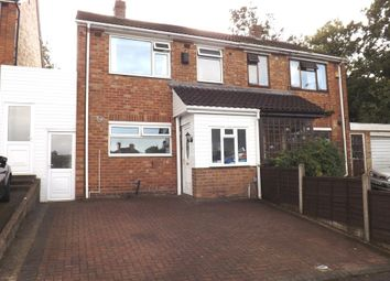 Thumbnail 3 bed semi-detached house for sale in Yardley Wood Road, Kings Heath, Birmingham