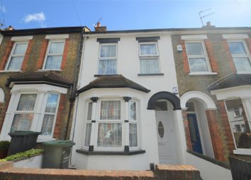 Thumbnail 3 bed terraced house for sale in Park Avenue, Northfleet, Gravesend