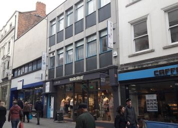 Thumbnail Retail premises to let in Upper Floors, 290/291 High Street, Lincoln