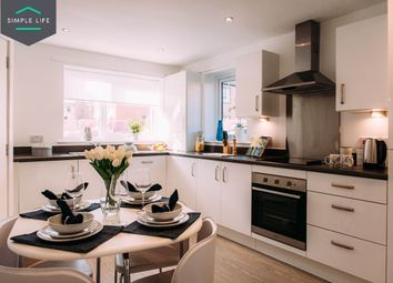 Thumbnail 3 bed semi-detached house to rent in Plot 63, Hawthorn, 232 Queen Mary Road, Sheffield