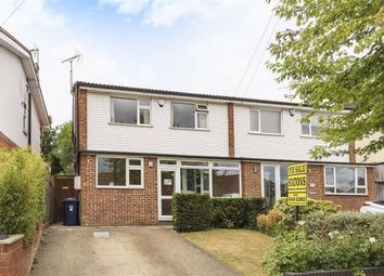 Thumbnail 4 bed property for sale in Alverstone Avenue, East Barnet, Hertfordshire
