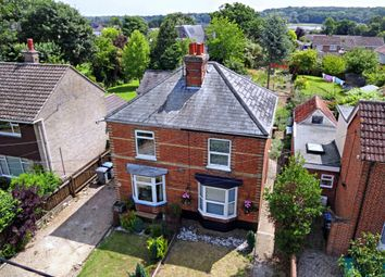 3 bed semi-detached house for sale in Melton Road, Melton, Woodbridge IP12